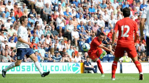 Soccer - Pre-Season Friendly - Preston North End v Liverpool - Deepdale