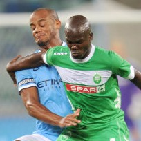 Man City Lose 2-1 To AmaZulu As Weak Pre-Season Continues, To The Delight Of Five Man Utd Fans In Stadium (Videos)