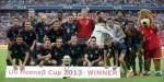 Germany Soccer Bayern Munich FC Barcelona