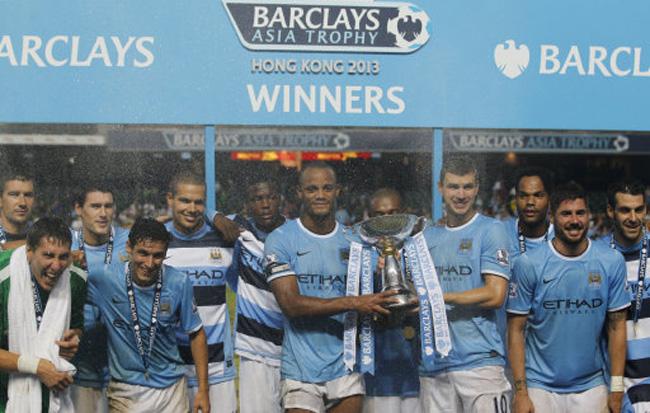 Hong Kong Soccer Barclays Cup