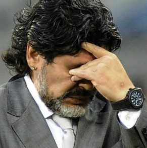 Diego Maradona Denied Entry To Disney World Due To Communist Sympathies