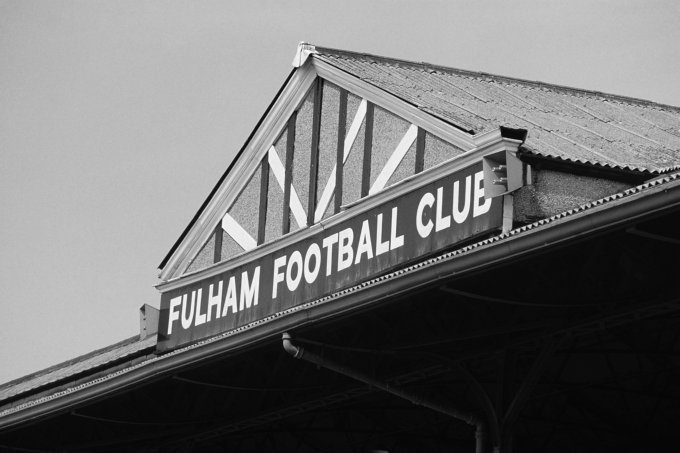 Soccer - League Division Two - Fulham - Craven Cottage