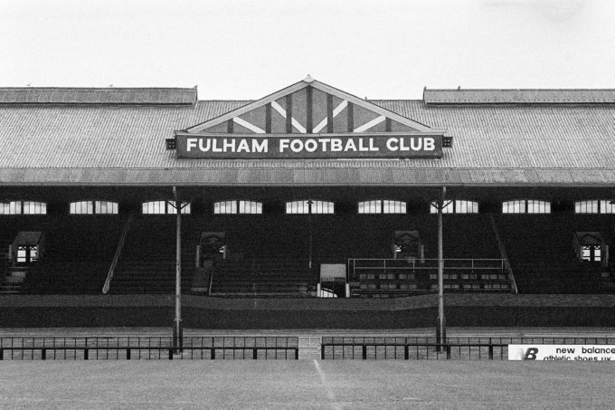 Soccer - Today League Division Three - Fulham - Craven Cottage