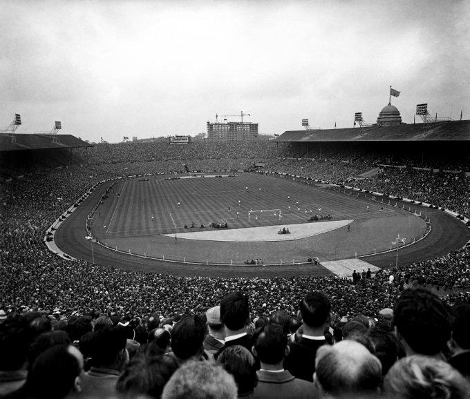 Soccer - FA Cup - Final - Tottenham Hotspur v Burnley - Wembley Stadium