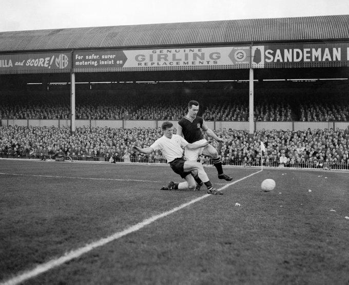 Soccer - FA Cup - 5th Round - Aston Villa v Tottenham Hotspur - Villa Park