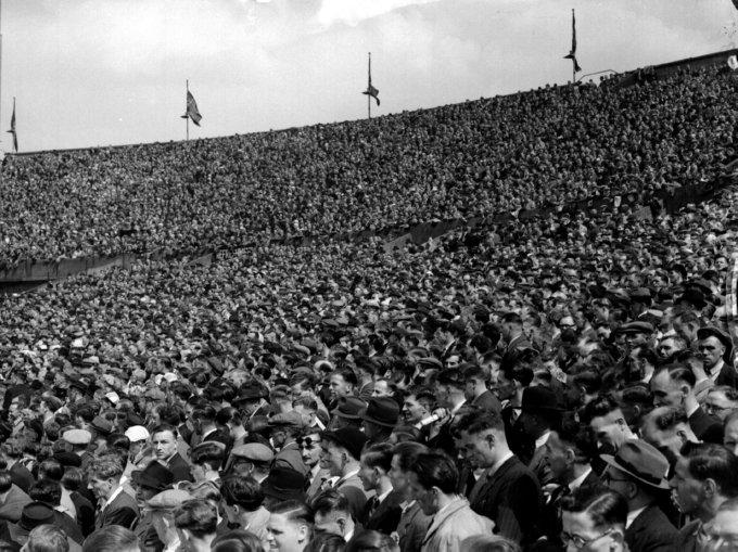 Soccer - FA Cup Final - Blackpool v Manchester United - Wembley Stadium