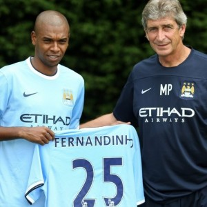 Man City Unveil New Boss Manuel Pellegrini, Manuel Pellegrini Unveils New £34m Man Fernan