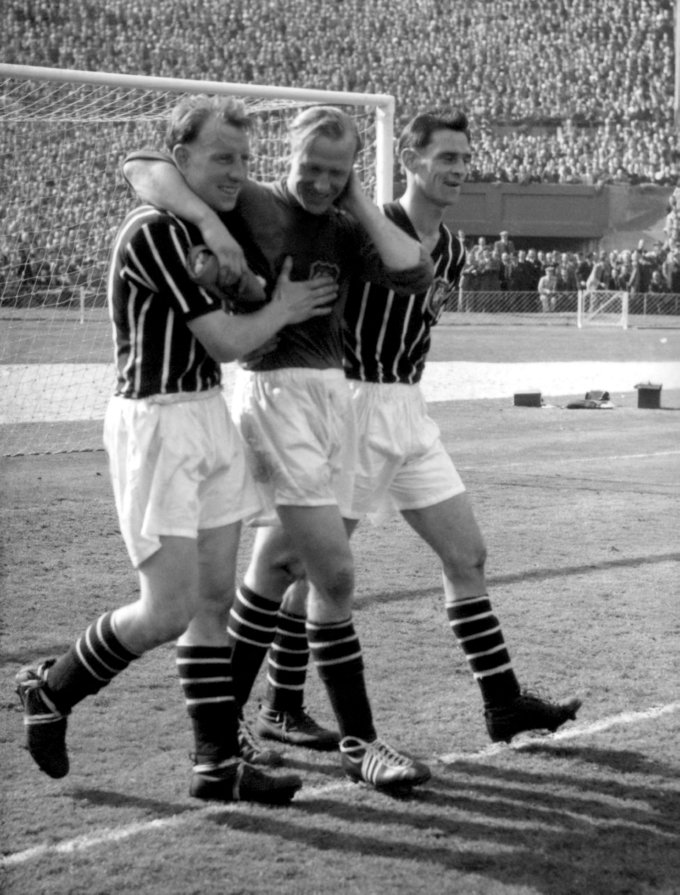 Bert Trautmann Filer