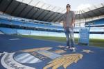 Soccer - Stevan Jovetic Signing - Etihad Stadium