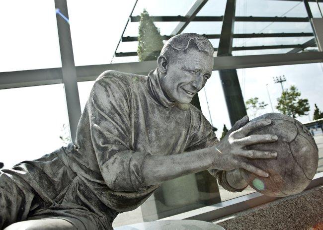 Soccer - Bert Trautmann Dies - Etihad Stadium