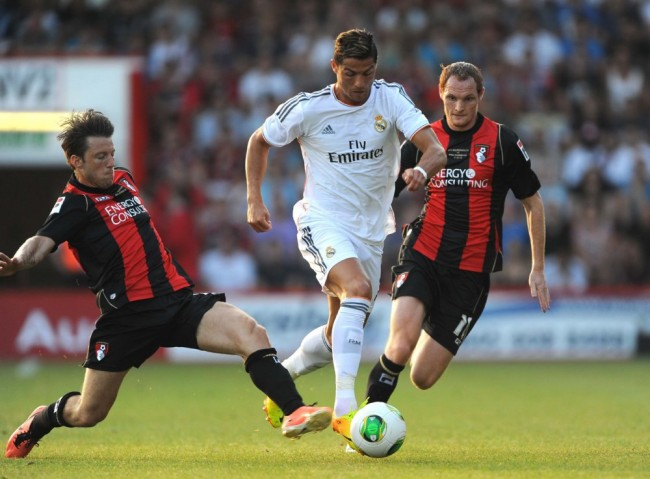 Soccer - Pre-Season Friendly - AFC Bournemouth v Real Madrid - Goldsands Stadium