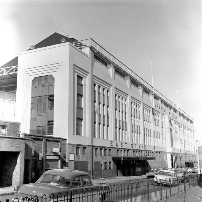 Soccer - Highbury Stadium