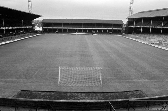 Soccer - World Cup England 1966 - Goodison Park