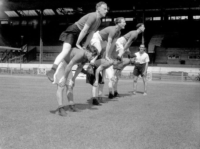 Soccer - Football League Division One - Chelsea Training - Stamford Bridge