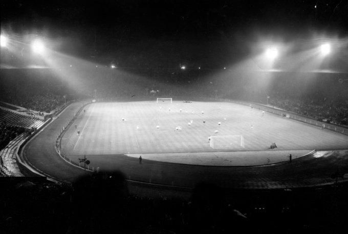 Soccer - Inter Cities Fairs Cup - London v Frankfurt - Wembley