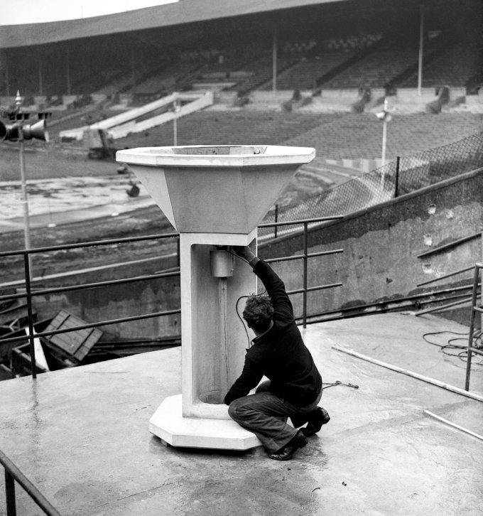 Olympics - Olympic Games Preparations, London 1948