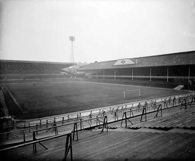 Soccer - Villa Park, Aston Villa