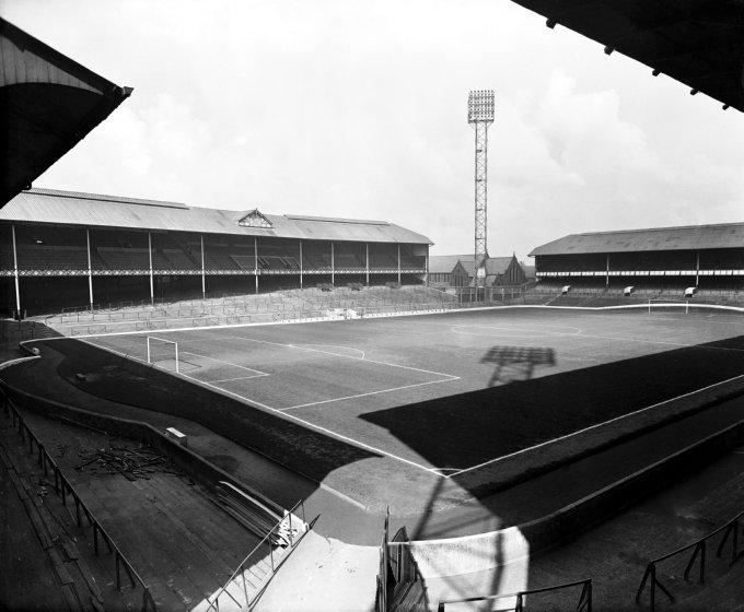 Soccer - Goodison Park, Everton