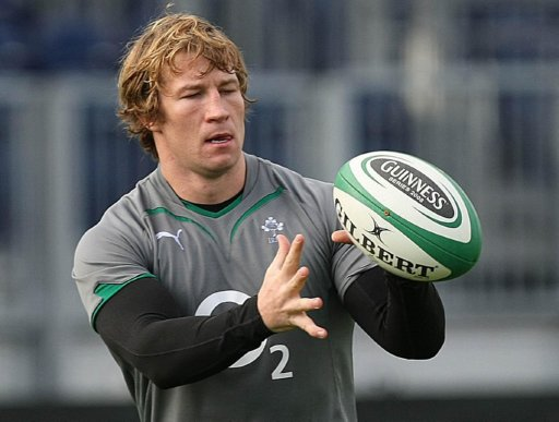 Rugby Union - Republic of Ireland Training - RDS Grounds