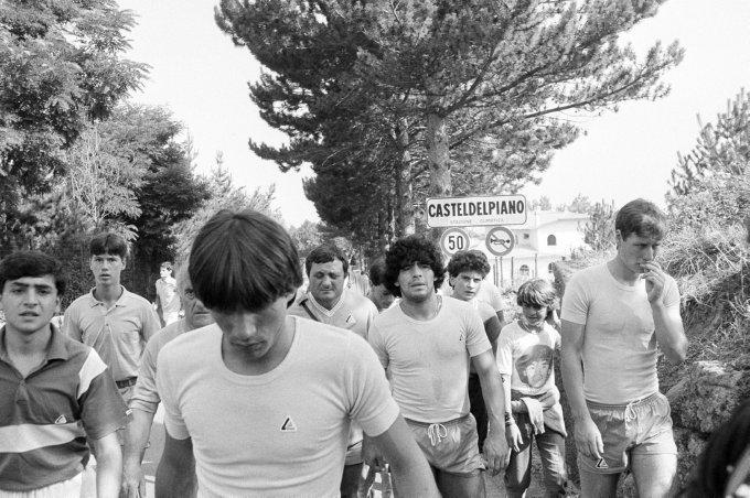 Diego Maradona Fans