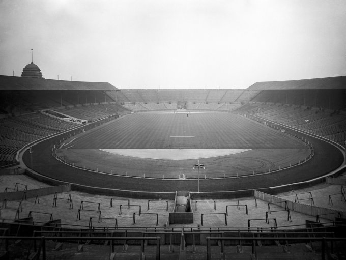 Soccer - Wembley Stadium, London