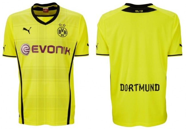 save off 8b80f 9e6e4 Puma Penarol 2014/2015 Kits. Possible bvb kits ...