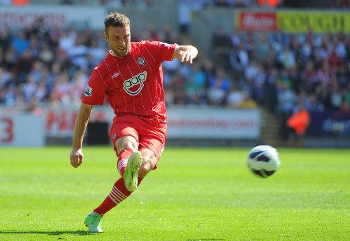 Soccer - Barclays Premier League - Swansea City v Southampton - Liberty Stadium
