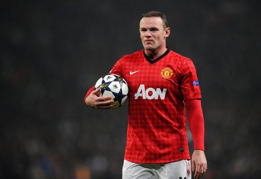 Soccer - Wayne Rooney Filer