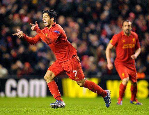 Soccer - Luis Suarez