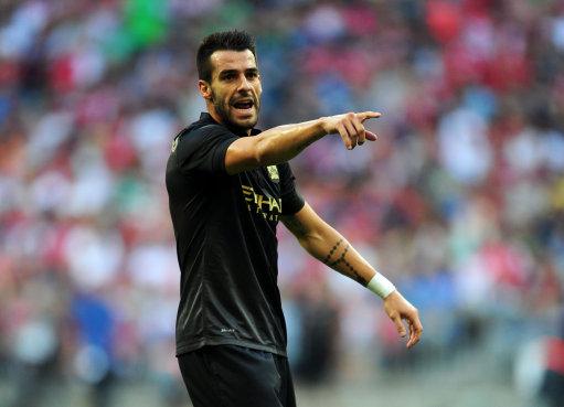 Soccer - 2013 Audi Cup - Semi-Final - Manchester City v AC Milan - Allianz Arena