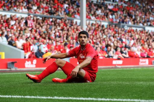 Soccer - Steven Gerrard Testimonial - Liverpool v Olympiacos - Anfield