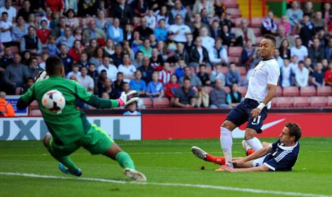Soccer - International Friendly - England U21s v Scotland U21s - Bramall Lane