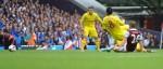 Soccer - Barclays Premier League - West Ham United v Cardiff City - Upton Park