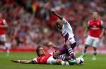 Soccer - Barclays Premier League - Arsenal v Aston Villa - Emirates Stadium