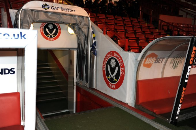 Soccer - FA Youth Cup - Fifth Round - Sheffield United v Blackpool - Bramall Lane