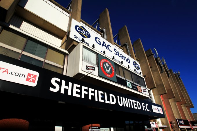 Soccer - npower Football League One - Sheffield United v Notts County - Bramall Lane