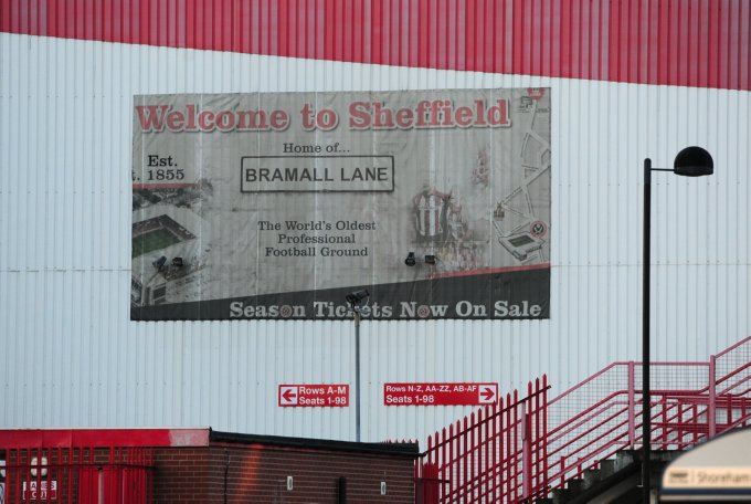 Soccer - npower Football League One - Sheffield United v Oldham Athletic - Bramall Lane