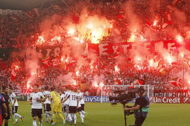Poland Soccer Champions League
