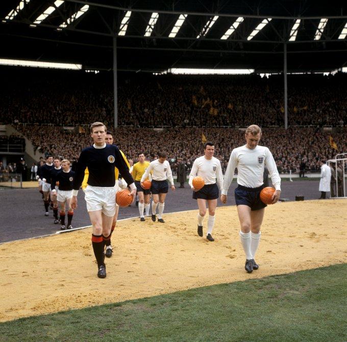 Soccer -  England v Scotland  -