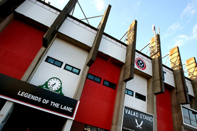Soccer - Carling Cup - First Round - Sheffield United v Chesterfield - Bramall Lane