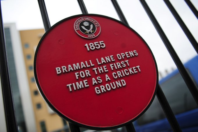 Soccer - Coca-Cola Football League Championship - Sheffield United v Bristol City - Bramall Lane