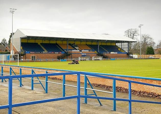 Non League Goalkeeper Helps Save Life Of Collapsed Fan