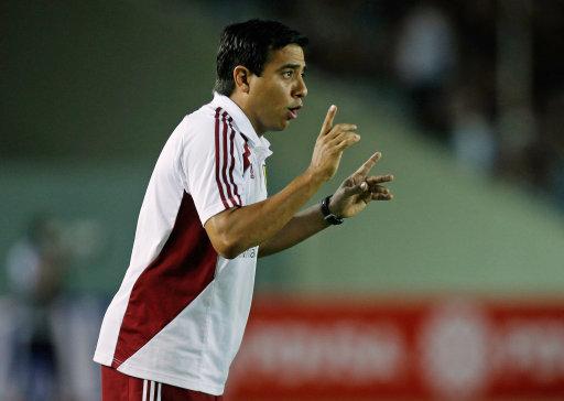 Venezuela Uruguay Soccer WCup