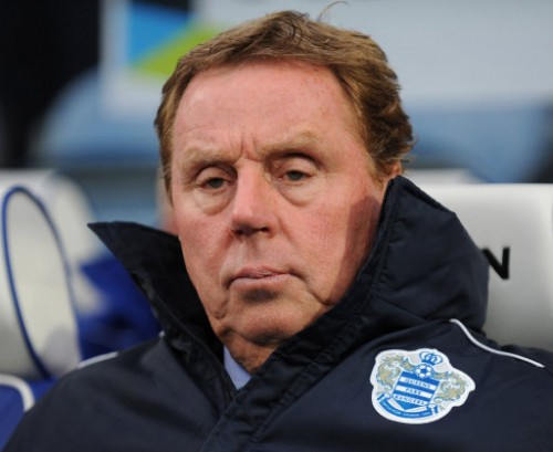 Soccer - Harry Redknapp File Photo