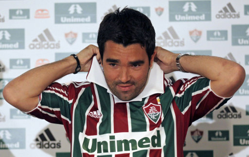 Brazil Fluminense Deco Retires