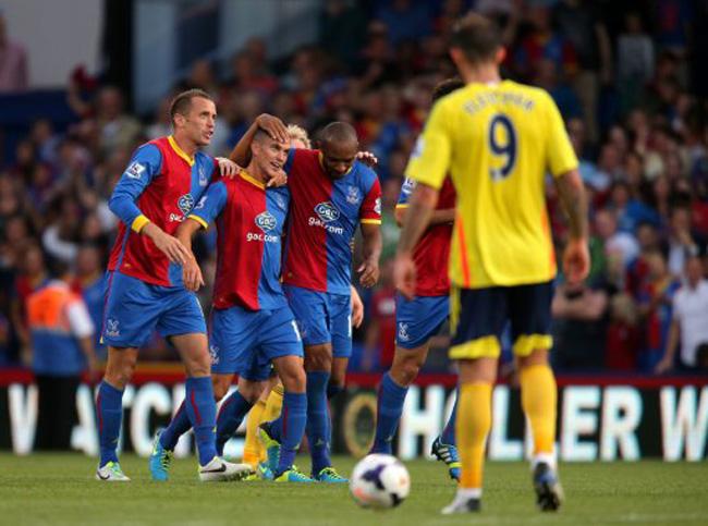 Soccer - Barclays Premier League - Crystal Palace v Sunderland - Selhurst Park
