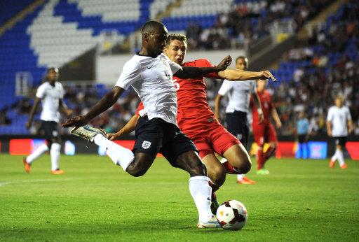 Soccer - UEFA Euro Under 21 Qualifying - Group 1 - England U21 v Moldova U21 - Madejski Stadium