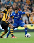 Soccer - Barclays Premier League - Hull City Tigers v Cardiff City - KC Stadium