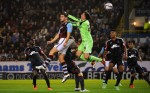 Soccer - Capital One Cup - Third Round - Burnley v Nottingham Forest - Turf Moor