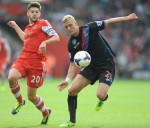 Soccer - Barclays Premier League - Southampton v Crystal Palace - St Mary's